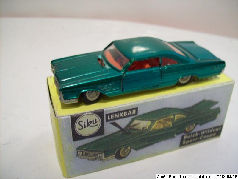 Buick Wildcat Sport-Coupe Reprobox Siku V 255