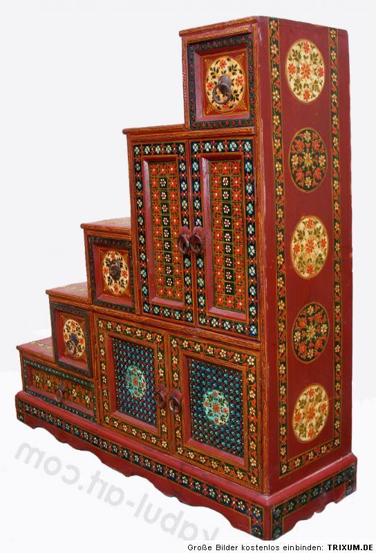 Sehr Beliebtes Orientalische Treppenschrank