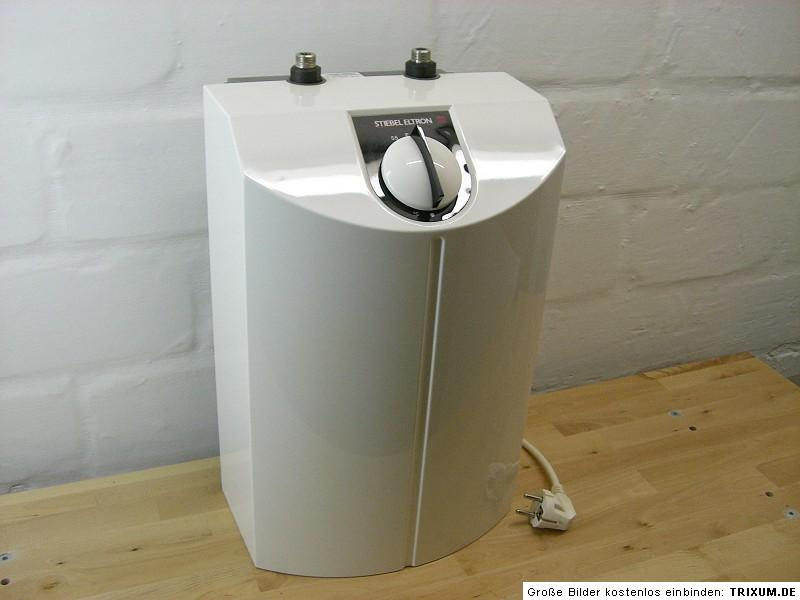 stiebel eltron snu 5 s 5 liter untertischger t boiler guter zustand ebay. Black Bedroom Furniture Sets. Home Design Ideas