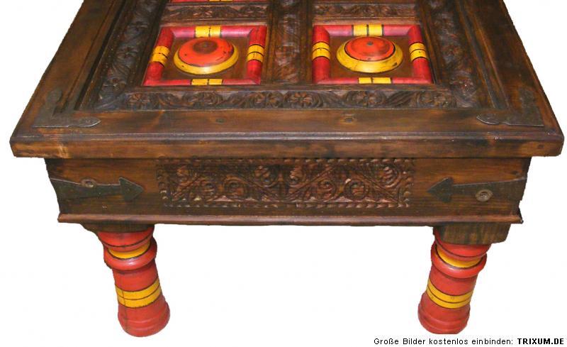 Orientalische Afghan Massiv Holz wohnzimmer Tisch