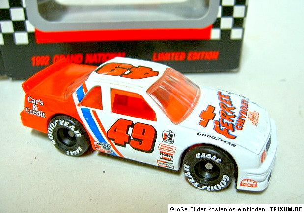 "MATCHBOX mb221 CHEVY LUMINA /""GOODWRENCH VII/"" US-NASCAR"