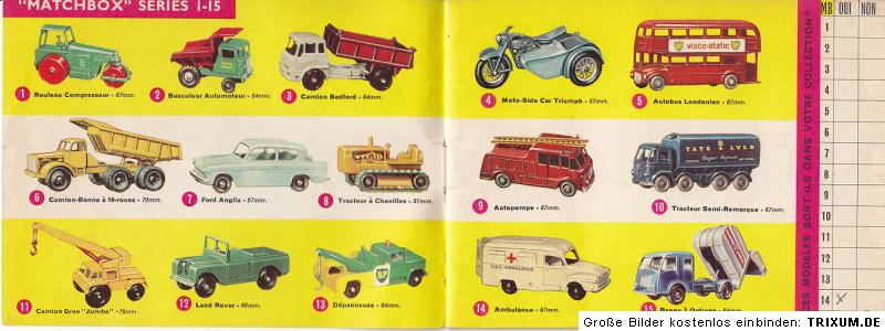 WIKING  Katalog  Bild Preisliste 1981 82      å *